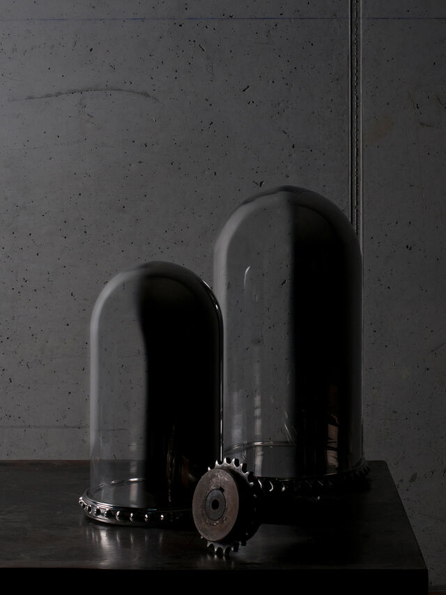 Diesel - 10943 GHOST SHELL, Argento - Accessori casa - Image 4