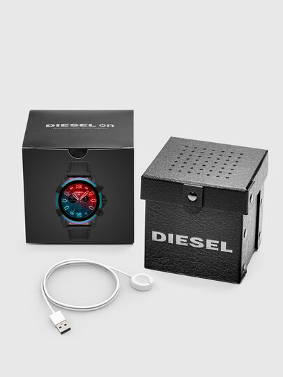 Diesel - DT2013, Nero - Smartwatches - Image 5
