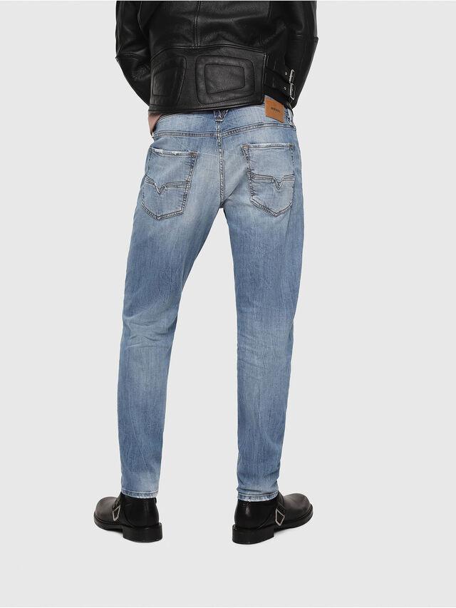 Diesel - Larkee-Beex 081AL, Blu Chiaro - Jeans - Image 2