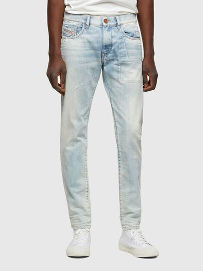 Diesel - D-Strukt 009TN, Blu Chiaro - Jeans - Image 1