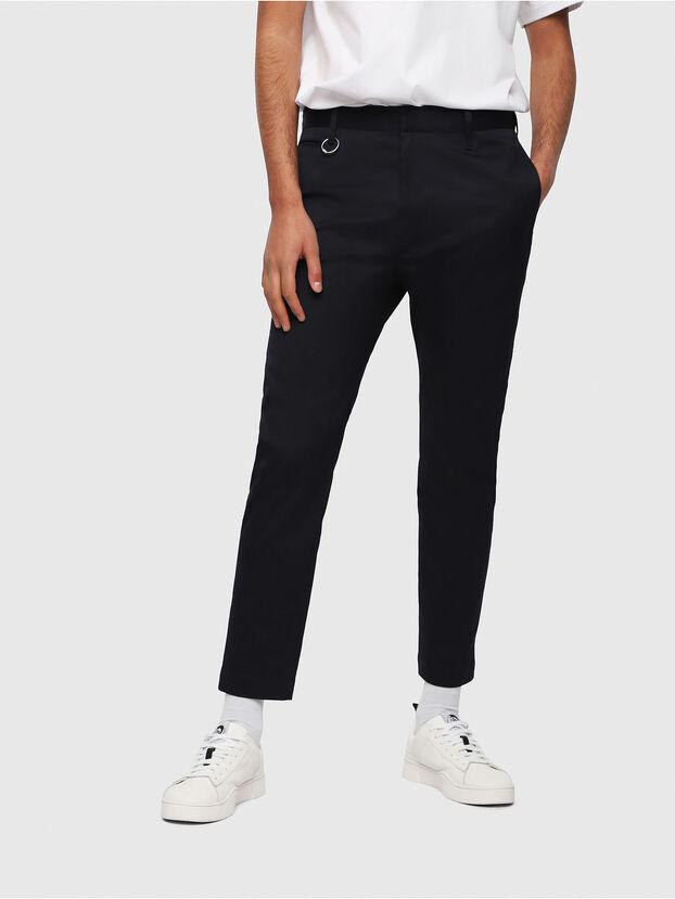 P-MAD-ICHIRO, Blu Scuro - Pantaloni