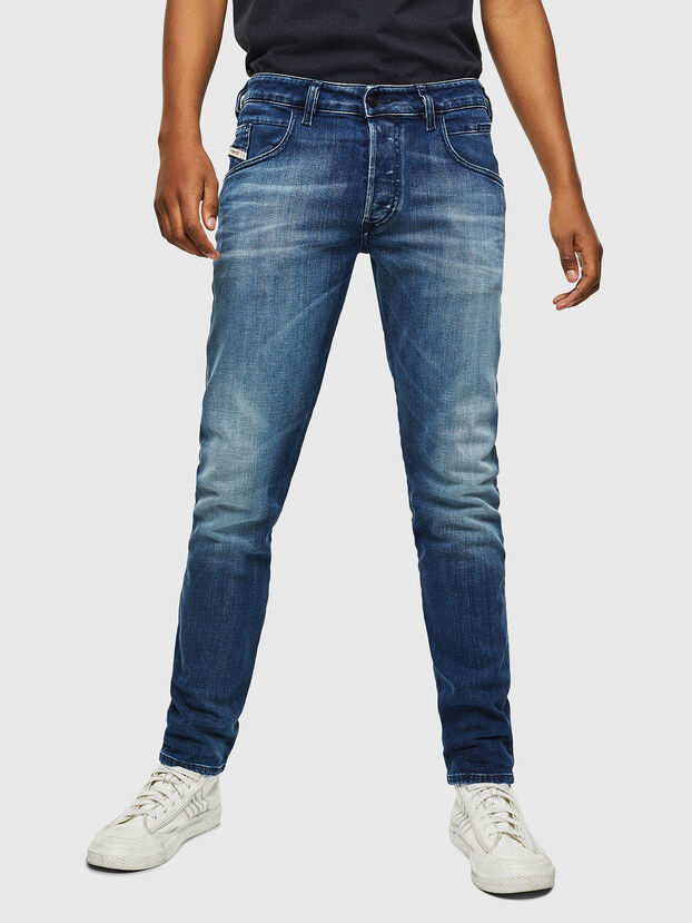 D-Bazer 0097Y, Blu medio - Jeans