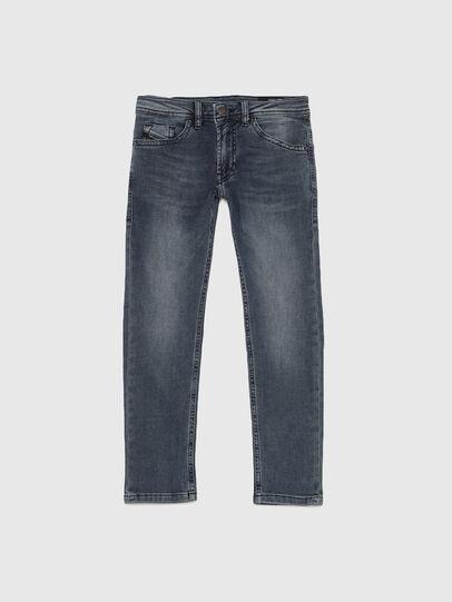 Diesel - THOMMER-J JOGGJEANS, Blu Scuro - Jeans - Image 1