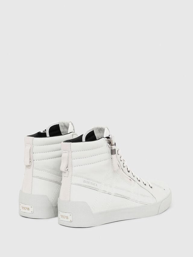 Diesel D-STRING PLUS, Bianco - Sneakers - Image 3