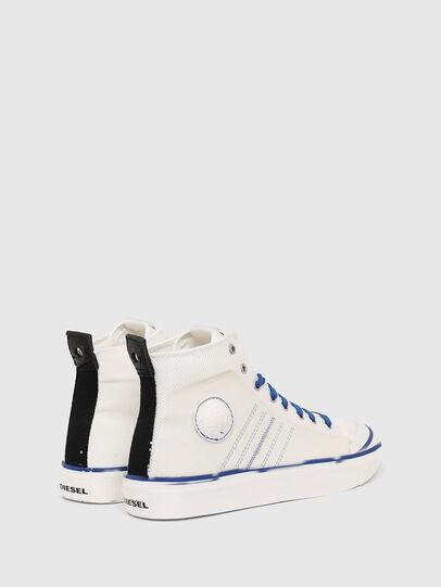 Diesel - S-ASTICO MC H, Bianco/Blu - Sneakers - Image 3