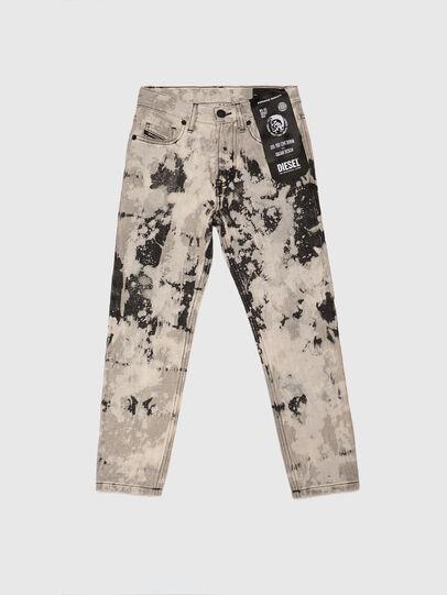 Diesel - MHARKY-J, Nero/Rosa - Jeans - Image 1