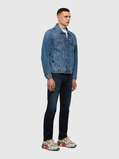 Diesel - D-Mihtry 009EQ, Blu Scuro - Jeans - Image 5
