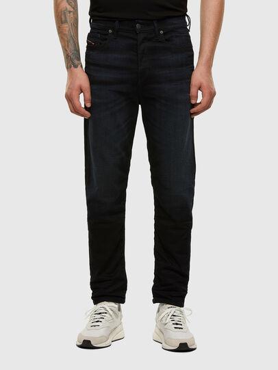 Diesel - D-Vider 084AY, Blu Scuro - Jeans - Image 1