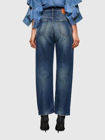 Diesel - D-Reggy 009UD, Blu Scuro - Jeans - Image 2