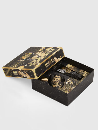 Diesel - SPIRIT OF THE BRAVE 35ML GIFT SET, Nero/Oro - Only The Brave - Image 2