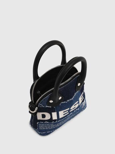 Diesel - PYANIGA S, Blu - Borse a tracolla - Image 4
