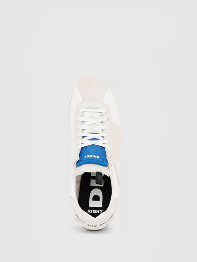 Diesel - S-PYAVE LC, Bianco - Sneakers - Image 4
