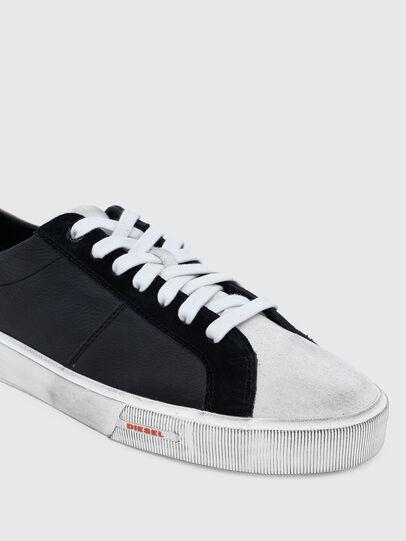 Diesel - S-MYDORI LC, Nero/Beige - Sneakers - Image 5