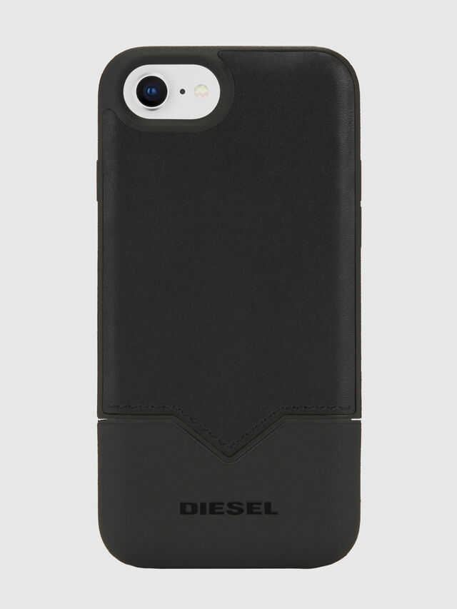 Diesel - CREDIT CARD IPHONE 8/7/6S/6 CASE, Nero - Cover - Image 5