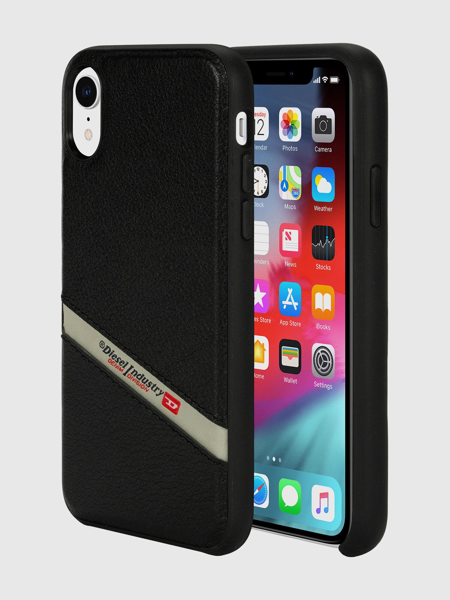 cover iphone xr nera