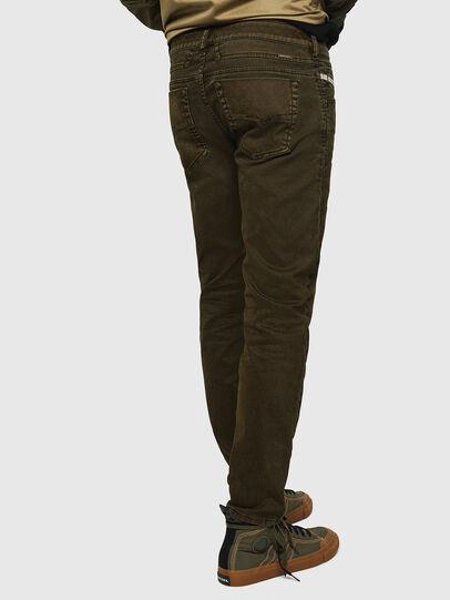 Diesel - D-Bazer 0091T, Verde Militare - Jeans - Image 2