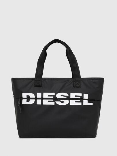 Diesel - F-BOLD SHOPPER II, Nero - Shopper e Borse a Spalla - Image 1