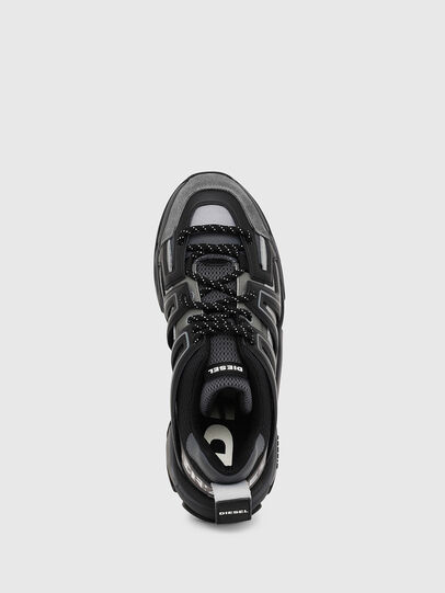 Diesel - S-KIPPER LOW TREK, Nero - Sneakers - Image 5