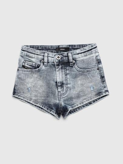 Diesel - PGINGHER, Blu Chiaro - Shorts - Image 1