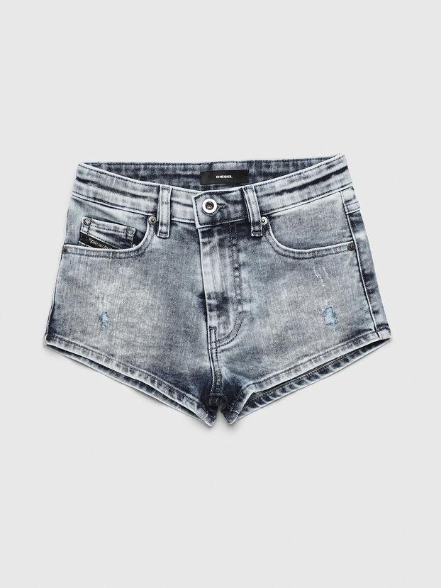 PGINGHER, Blu Chiaro - Shorts