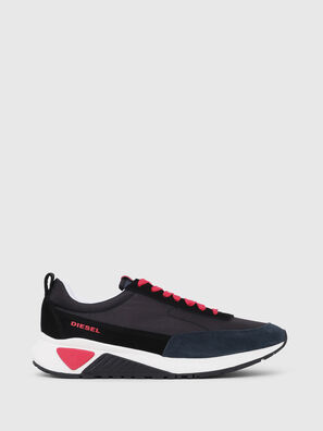 S-KB LOW LACE, Nero/Rosso - Sneakers