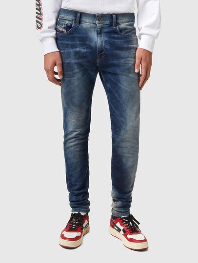 Diesel - D-Amny JoggJeans® 069XE, Blu Scuro - Jeans - Image 1