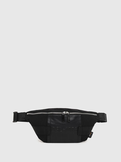 Diesel - FELTRE, Nero - Marsupi - Image 1