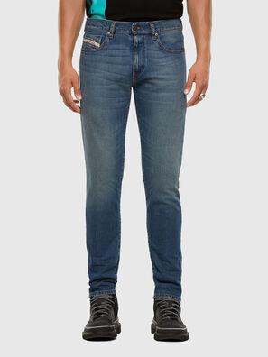 D-Strukt 009EI, Blu medio - Jeans