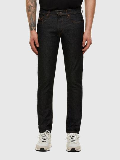 Diesel - D-Strukt 009HF, Blu Scuro - Jeans - Image 1