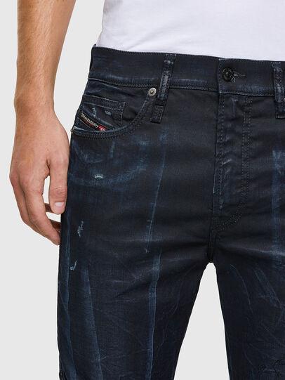 Diesel - D-REEFT JoggJeans® 069RB, Blu Scuro - Jeans - Image 3