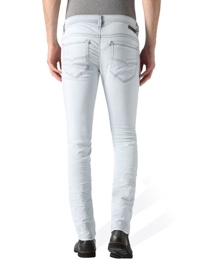 Diesel - Thavar JoggJeans 0672H,  - Jeans - Image 4