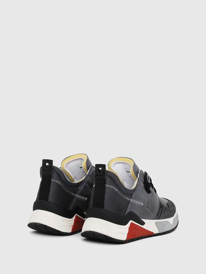 Diesel - S-BRENTHA LC, Grigio - Sneakers - Image 3