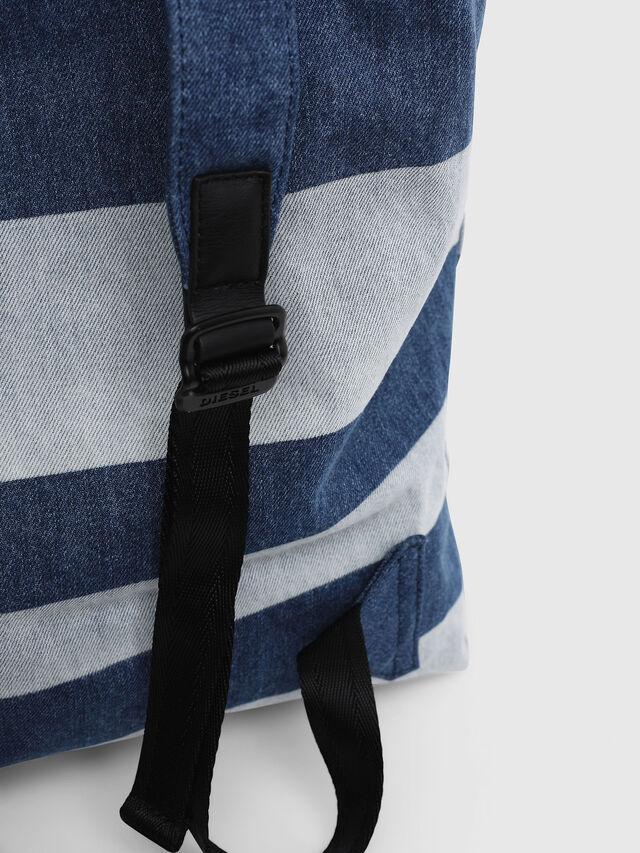 Diesel - VOLPAGO BACK, Blu Jeans - Zaini - Image 5