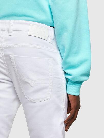 Diesel - Krooley JoggJeans® 0684U, Bianco - Jeans - Image 3