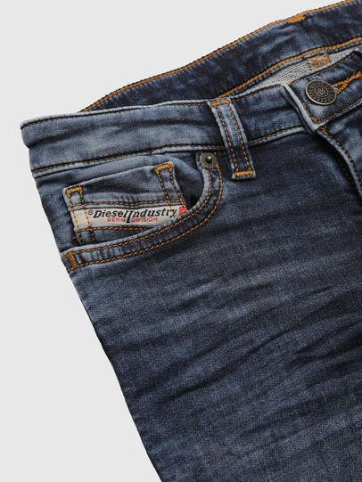 Diesel - SKINZEE-LOW-J JOGGJEANS-N, Blu Scuro - Jeans - Image 3