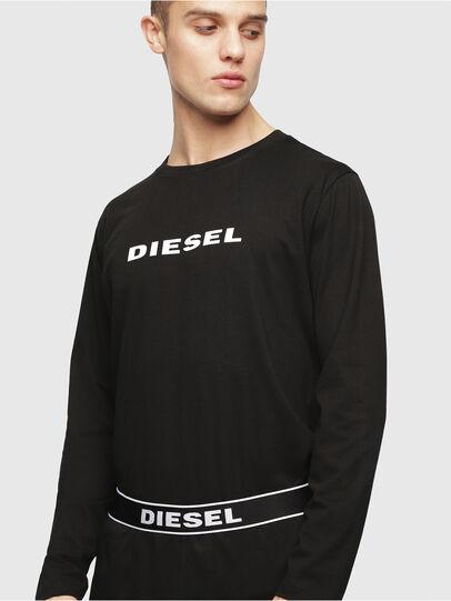 Diesel - UMSET-JUSTIN-JULIO, Nero - Pigiami - Image 3