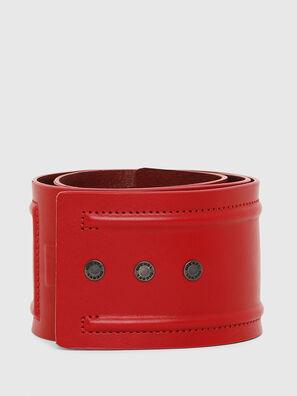 B-INO, Rosso Fuoco - Cinture