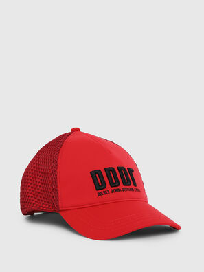 C-DDDR, Rosso Fuoco - Cappelli