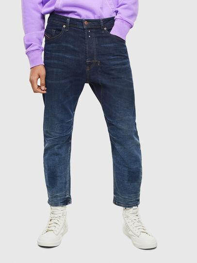 Diesel - Narrot 0097U, Blu Scuro - Jeans - Image 1