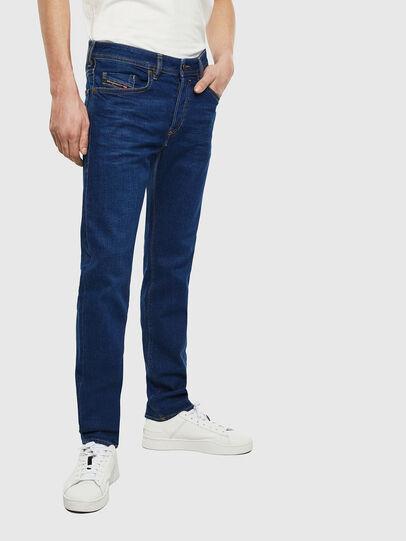 Diesel - Buster 0095Z, Blu Scuro - Jeans - Image 1
