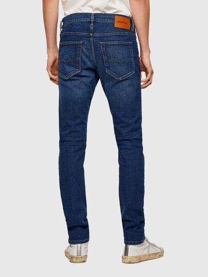 Diesel - D-Luster 009NN, Blu Scuro - Jeans - Image 2