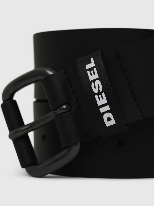 Diesel - B-CANDA, Nero - Cinture - Image 2
