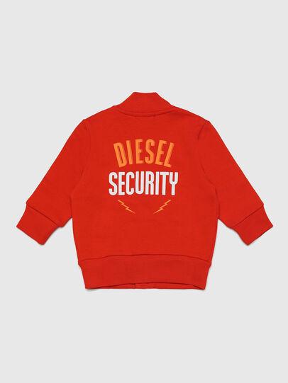 Diesel - SRUTYB, Arancione - Felpe - Image 2