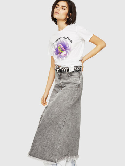 Diesel - T-SILY-WE,  - T-Shirts - Image 1