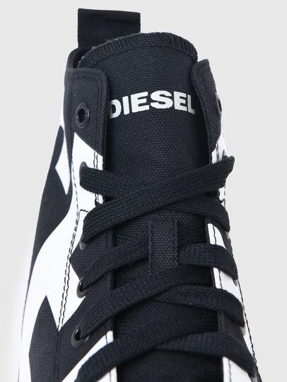 Diesel - S-ASTICO MID CUT, Nero/Bianco - Sneakers - Image 4