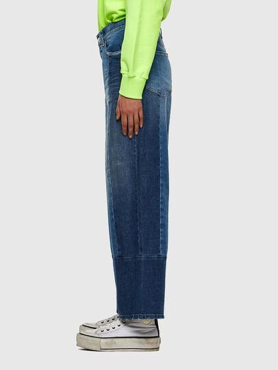 Diesel - Widee 009EU, Blu Chiaro - Jeans - Image 6