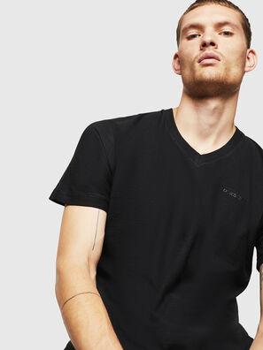 T-RANIS, Nero - T-Shirts