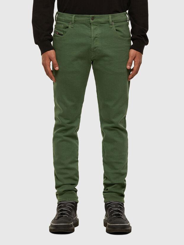 D-Yennox 009HA, Verde - Jeans