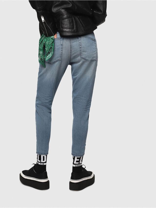 Diesel - Candys JoggJeans 069FF, Blu Chiaro - Jeans - Image 2