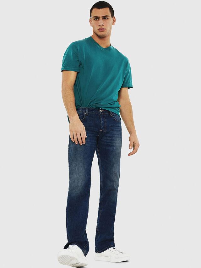 Diesel - Zatiny 087AW, Blu Scuro - Jeans - Image 5
